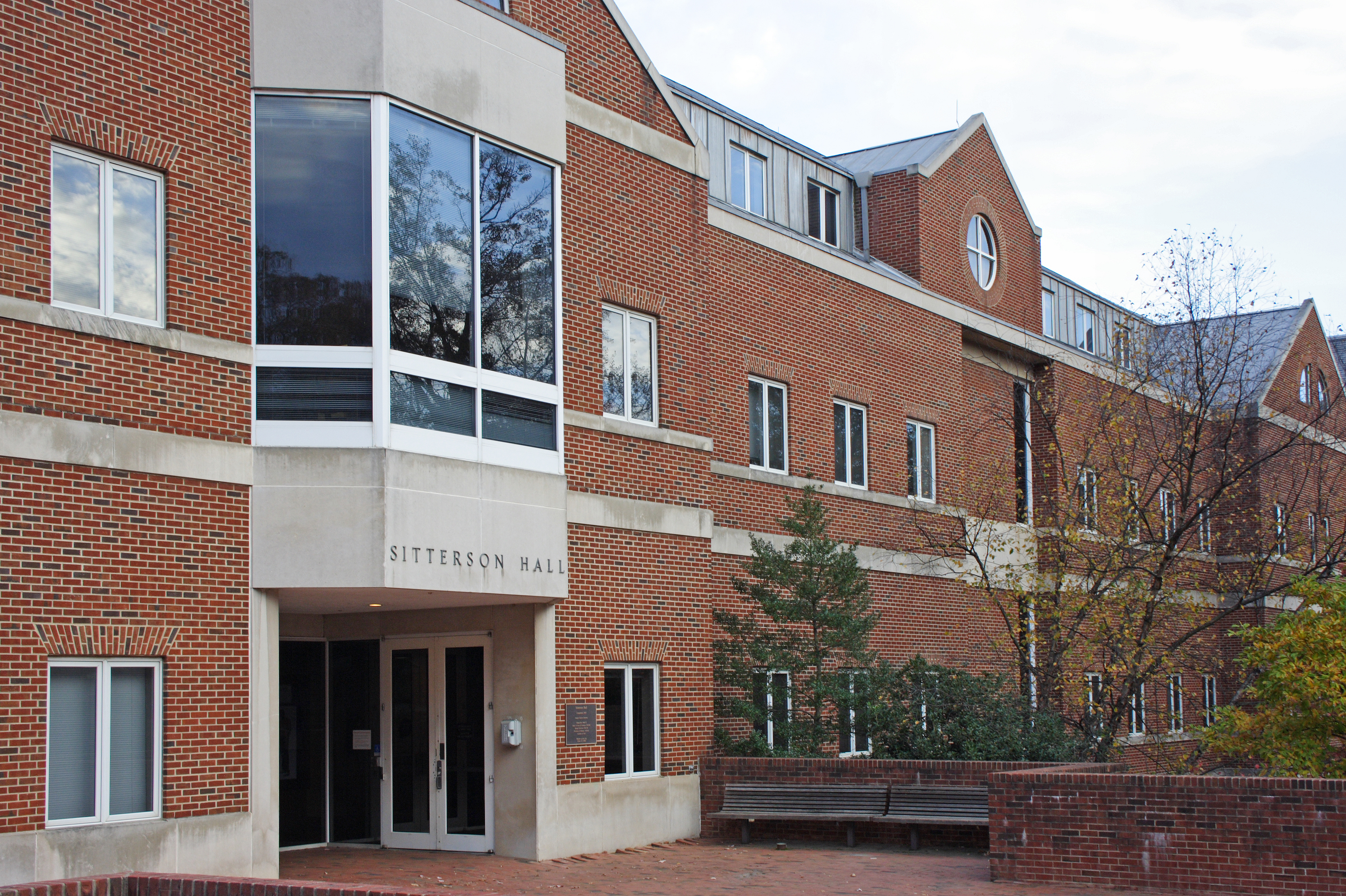 UNC's computer science department moved into Sitterson Hall in 1987.