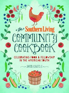 Southern Living Cookbook cover