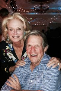 Laurie and Peter Grauer. A $3 million gift will endow the Peter T. Grauer Associate Dean for Honors Carolina Fund.
