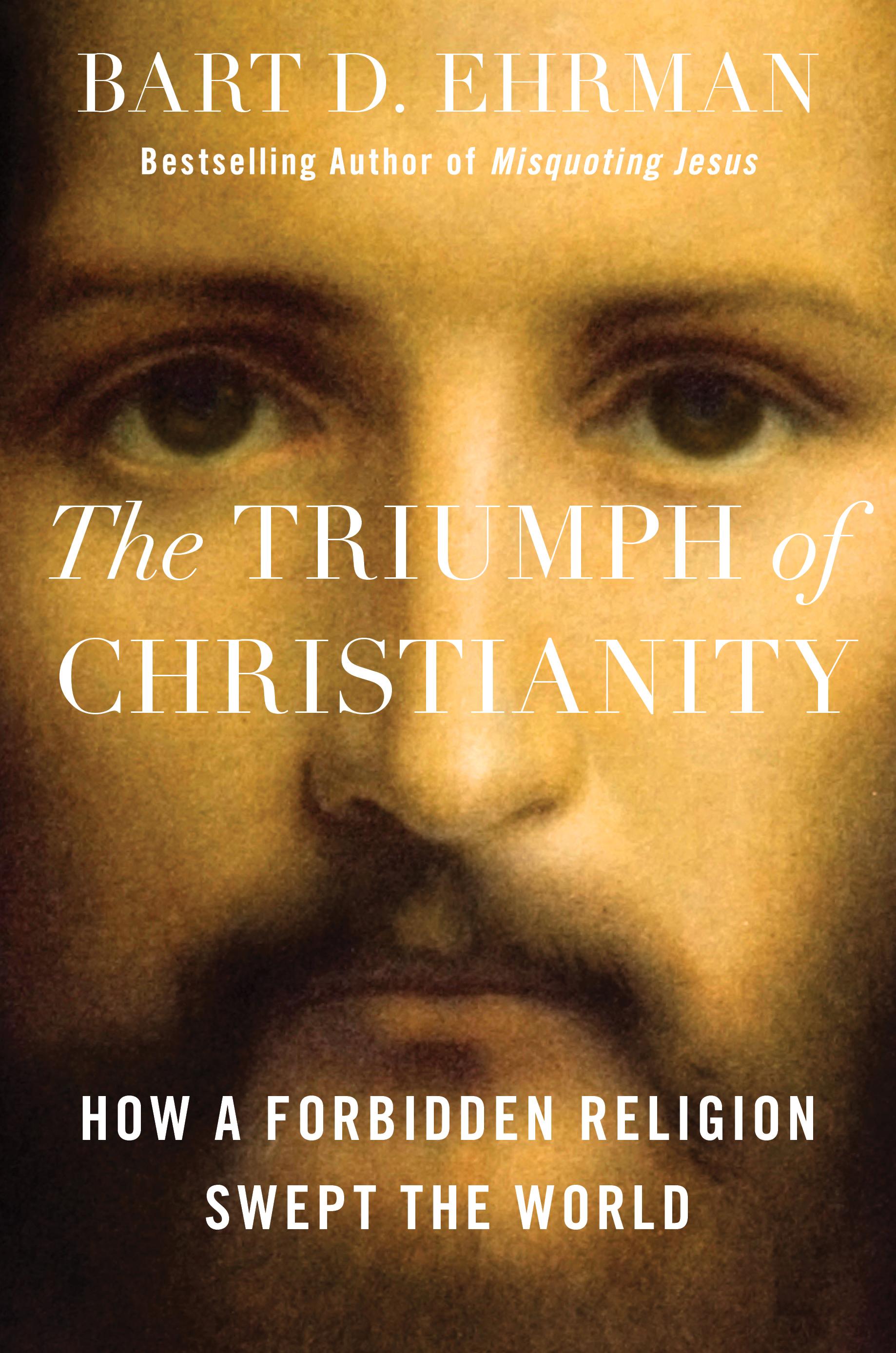 Bart Ehrman book cover