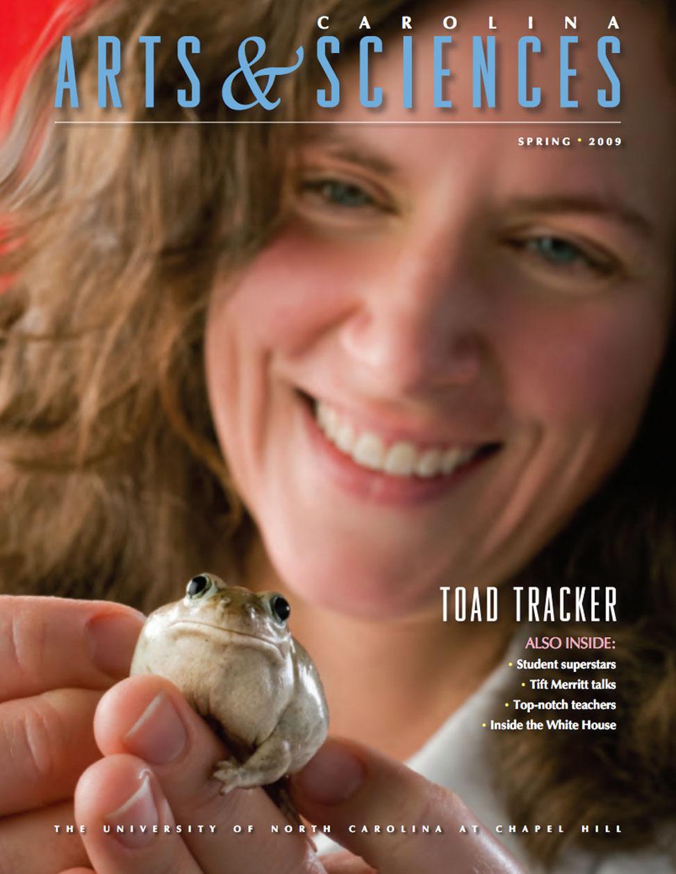 Spring 2009 Magazine Cover