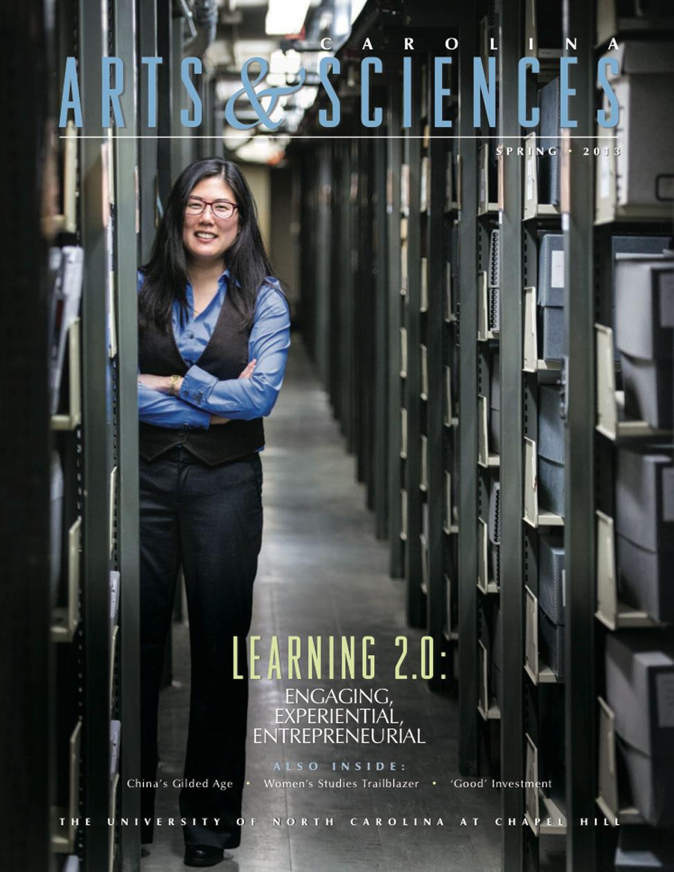 Spring 2013 Magazine Cover