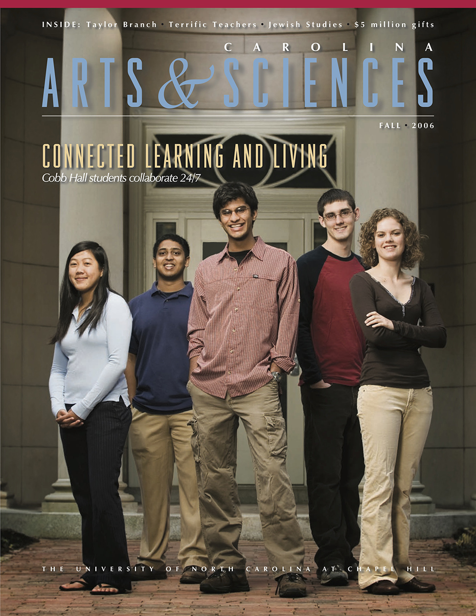 Fall 2006 Magazine Cover