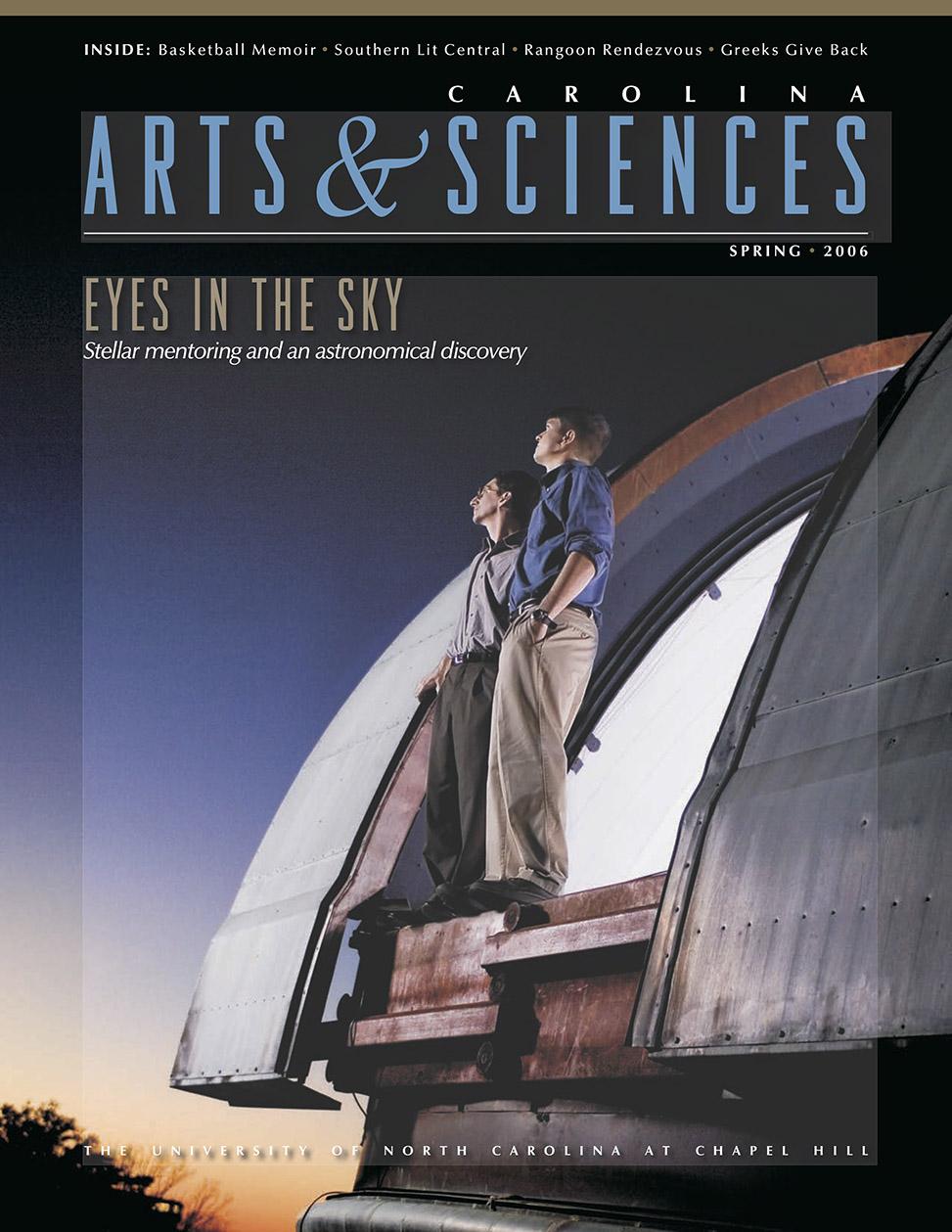 Spring 2006 Magazine Cover