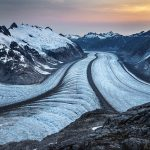 The Gilkey Trench of Juneau Icefield