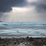 The Juneau Icefield's ablation zone