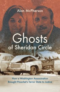 Ghosts of Sheridan Circle book cover