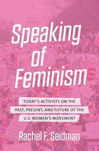 Speaking of Feminism book cover