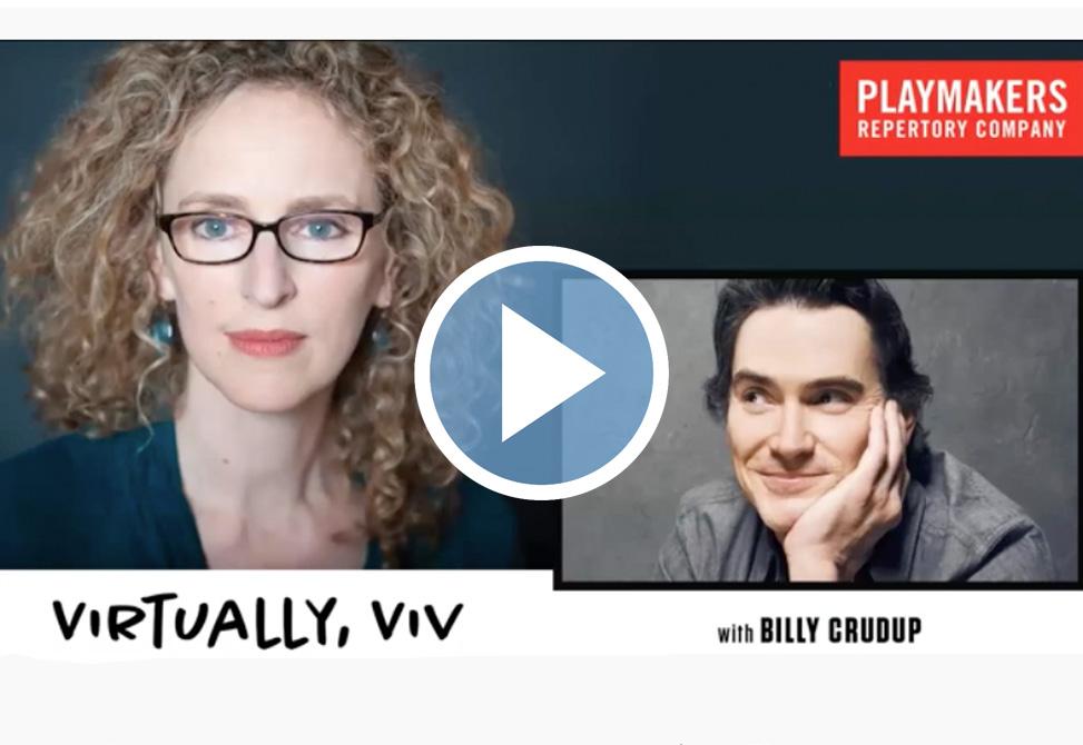 Video: Virtually, Viv with Billy Crudup