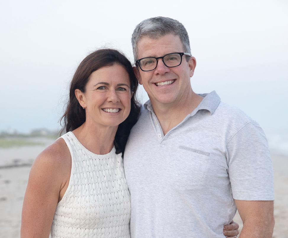 Vicki and David Craver